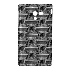 Coffin Sony Xperia ZL L35H Hardshell Case