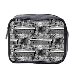 Coffin Mini Travel Toiletry Bag (Two Sides)