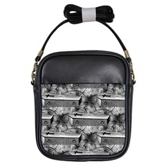 Coffin Girl s Sling Bag