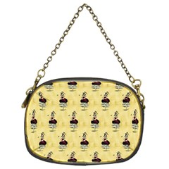 Female Eye Chain Purse (Two Side)