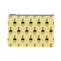 Female Eye Cosmetic Bag (Large)