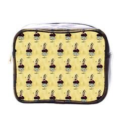 Female Eye Mini Travel Toiletry Bag (One Side)