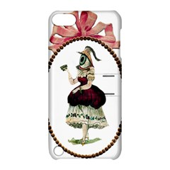 Female Eye Apple iPod Touch 5 Hardshell Case with Stand