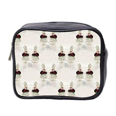 Female Eye Mini Travel Toiletry Bag (Two Sides)