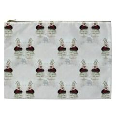 Female Eye Cosmetic Bag (XXL)