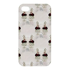 Female Eye Apple iPhone 4/4S Premium Hardshell Case