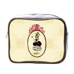 Female Eye Mini Travel Toiletry Bag (One Side)