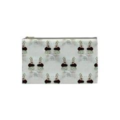 Female Eye Cosmetic Bag (Small)