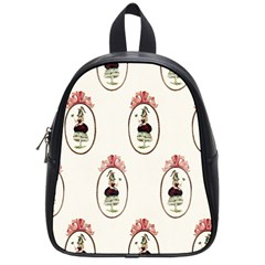 Female Eye School Bag (Small)