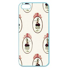 Female Eye Apple Seamless iPhone 5 Case (Color)