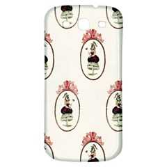 Female Eye Samsung Galaxy S3 S III Classic Hardshell Back Case