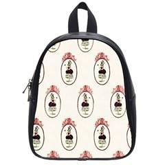 Female Eye School Bag (Small)