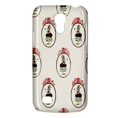 Female Eye Samsung Galaxy S4 Mini Hardshell Case