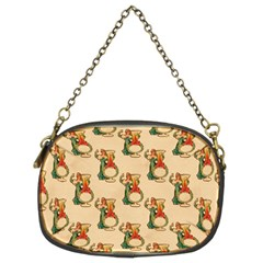 Happy New Year Chain Purse (Two Side)