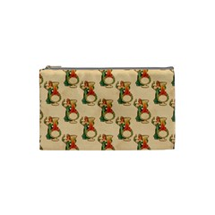 Happy New Year Cosmetic Bag (Small)