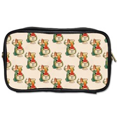 Happy New Year Travel Toiletry Bag (One Side)