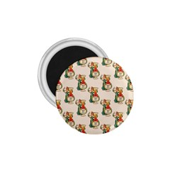 Happy New Year 1.75  Button Magnet