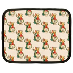 Happy New Year Netbook Case (Large)