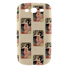 Job Advertisement By Alfons Mucha 1898  Samsung Galaxy S III Hardshell Case