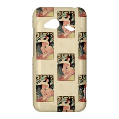 Job Advertisement By Alfons Mucha 1898  HTC Droid Incredible 4G LTE Hardshell Case