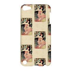 Job Advertisement By Alfons Mucha 1898  Apple iPod Touch 5 Hardshell Case