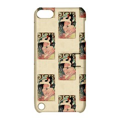 Job Advertisement By Alfons Mucha 1898  Apple iPod Touch 5 Hardshell Case with Stand