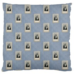 Mother Mary Large Cushion Case (One Side)