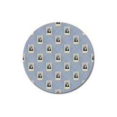 Mother Mary Magnet 3  (Round)