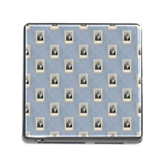Mother Mary Memory Card Reader with Storage (Square)