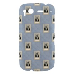 Mother Mary HTC Desire S Hardshell Case