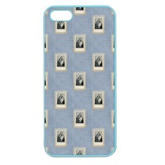 Mother Mary Apple Seamless iPhone 5 Case (Color)