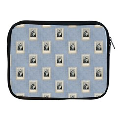 Mother Mary Apple iPad 2/3/4 Zipper Case
