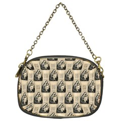 Mother Mary Chain Purse (One Side)