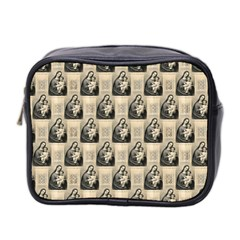 Mother Mary Mini Travel Toiletry Bag (Two Sides)