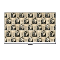 Mother Mary Business Card Holder