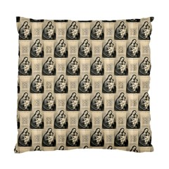 Mother Mary Cushion Case (Two Sides)