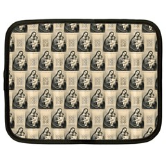 Mother Mary Netbook Case (Large)