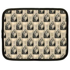 Mother Mary Netbook Case (XXL)