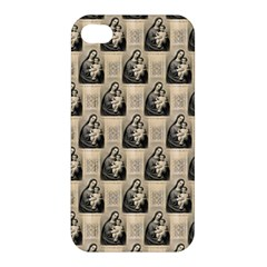 Mother Mary Apple iPhone 4/4S Premium Hardshell Case