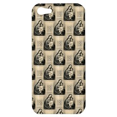 Mother Mary Apple iPhone 5 Hardshell Case