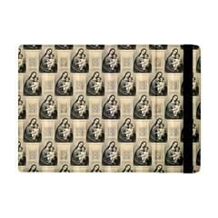 Mother Mary Apple iPad Mini Flip Case