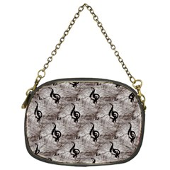 Music Chain Purse (One Side)