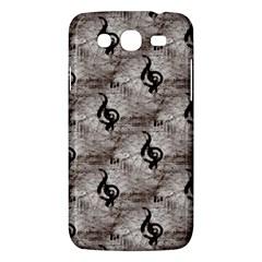 Music Samsung Galaxy Mega 5.8 I9152 Hardshell Case