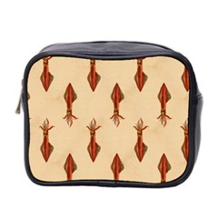 Octopus Mini Travel Toiletry Bag (Two Sides)