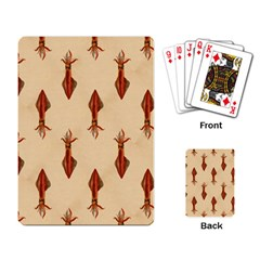 Octopus Playing Cards Single Design