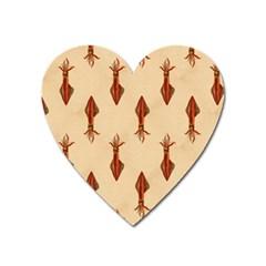 Octopus Magnet (Heart)