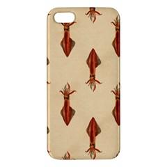 Octopus iPhone 5 Premium Hardshell Case