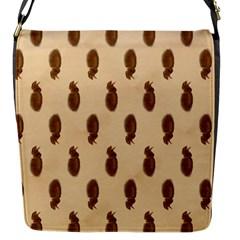 Octopus Flap closure messenger bag (Small)