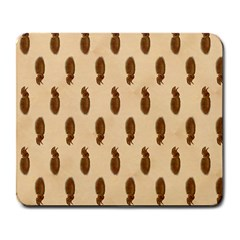 Octopus Large Mouse Pad (Rectangle)