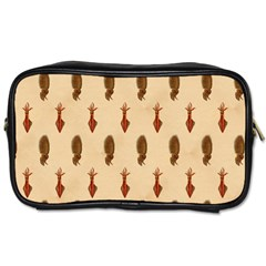 Octopus Travel Toiletry Bag (Two Sides)
